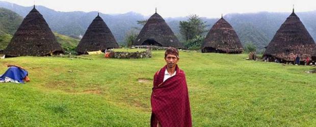 Kampung Wae Rebo Manggarai