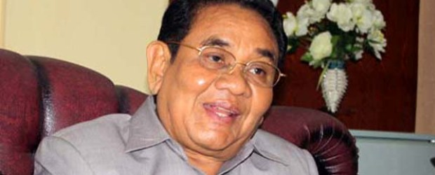 Ibrahim Agustinus Medah, calon angggota DPD peraih suara terbanyak. (Foto: beritaprima.com)