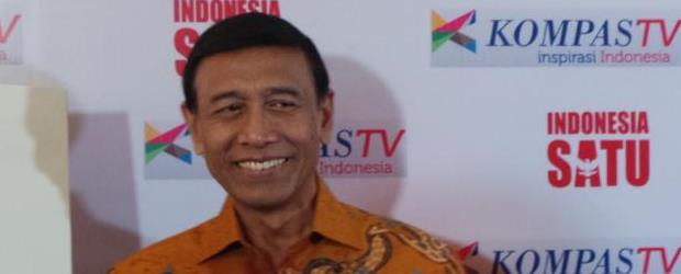 Ketua Umum Partai Hanura, Wiranto (Kompas.com)