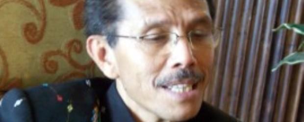 Bupati Manggarai Cristian Rotok