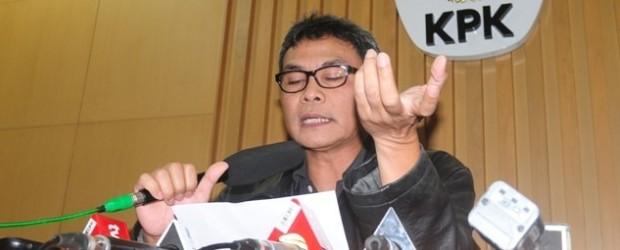 Johan Budi, Juru Bicara KPK