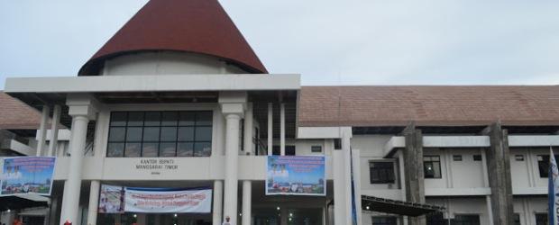 Kantor Bupati Manggarai Timur (Foto: Ist)
