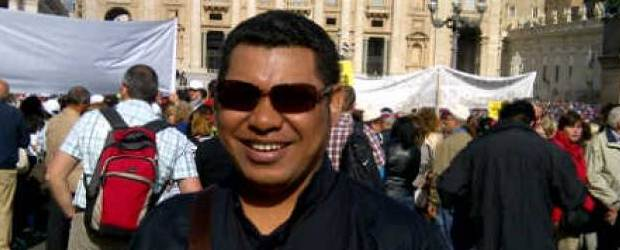 Ketua Umum Formadda NTT, Romo Yohanes Kristoforus Tara, OFM