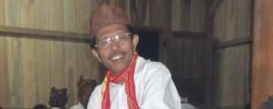 Bupati Manggarai, Christian Rotok