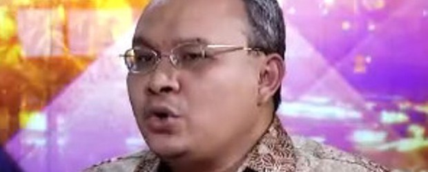 Koordinator KPPOD Robert Endi Jaweng