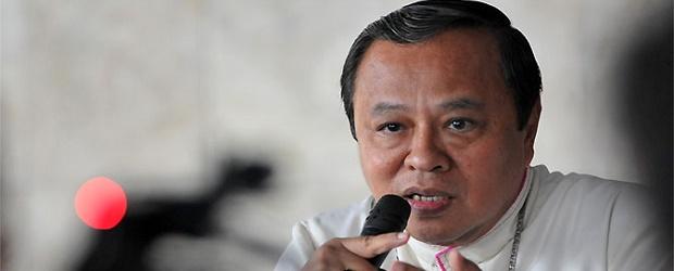 Ketua KWI, Mgr Ignatius Suharyo