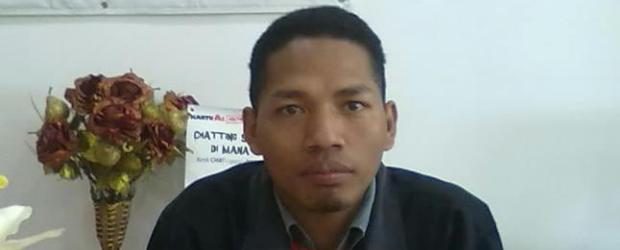 Yoakim Jehati. Anggota DPRD Manggarai