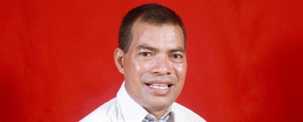 Romanus Ndau Lendong, salah satu orang Flores yang masuk jajaran DPP Golkar versi Munas Ancol. (Foto: Ist)