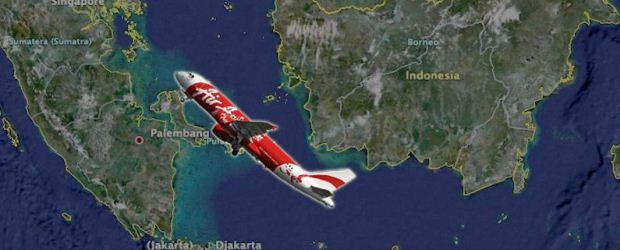 pesawat Air Asia hilang kontak