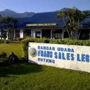 Bandara Frans Sales Lega Ruteng (Foto : ist)