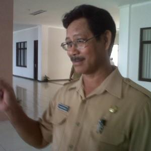 Kepala BPMD Manggarai Timur Paskalis Sirajudin (Foto: Satria/Floresa)