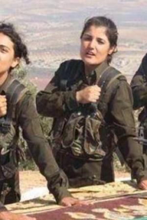 Pejuang Perempuan ISIS