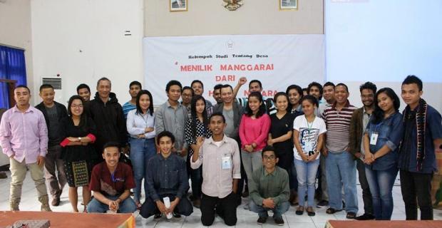 Anggota KESA dan peserta diskusi (Foto: Evan Lahur)