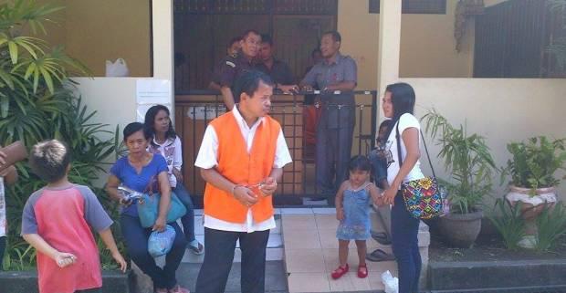 Sabinus Mpahar di PN Denpasar Bali