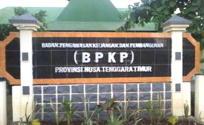 Kantor BPKP NTT (Foto: Sirilus Ladur/Floresa)